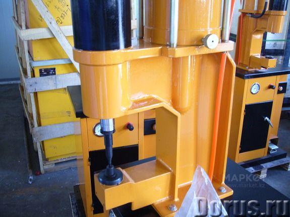 Станок клепальный - Промышленное оборудование - Станок клепальный пневматический QY-6, предназначенн..., фото 1