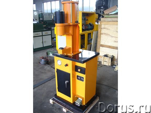 Станок клепальный - Промышленное оборудование - Станок клепальный пневматический QY-6, предназначенн..., фото 2