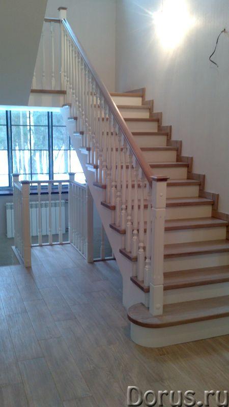 Лестницы и двери из ценных пород дерева - Строительные услуги - Частный столярный цех изготовим и ус..., фото 2