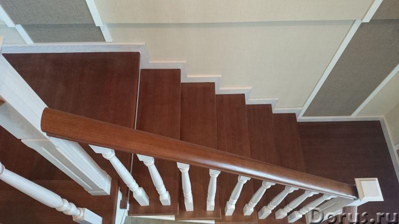 Лестницы и двери из ценных пород дерева - Строительные услуги - Частный столярный цех изготовим и ус..., фото 4