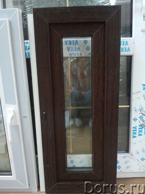 Продажа - Материалы для строительства - Окно ,КБЕ Книппинг 60мм, размеры 870*390, фурнитура –Элемент..., фото 3
